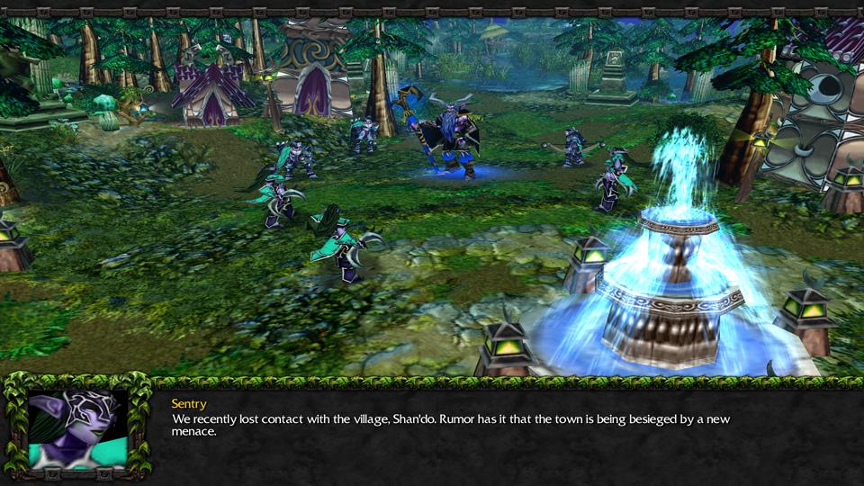 Карты Warcraft 3 Ft
