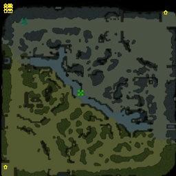 скачать карту дота на варкрафт 3 фрозен трон